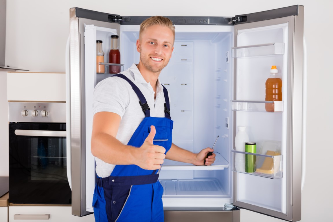 fridge technician